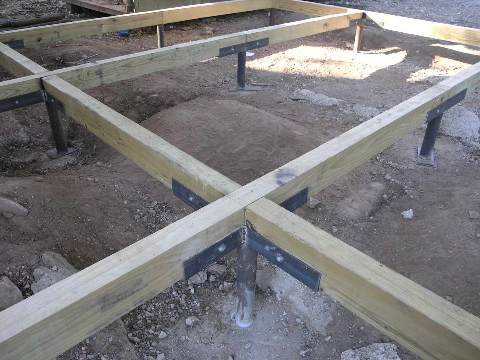 Peer and beam for What is a pier foundation