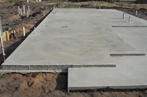 Slab foundation repair austin tx qfr for Concrete slab homes